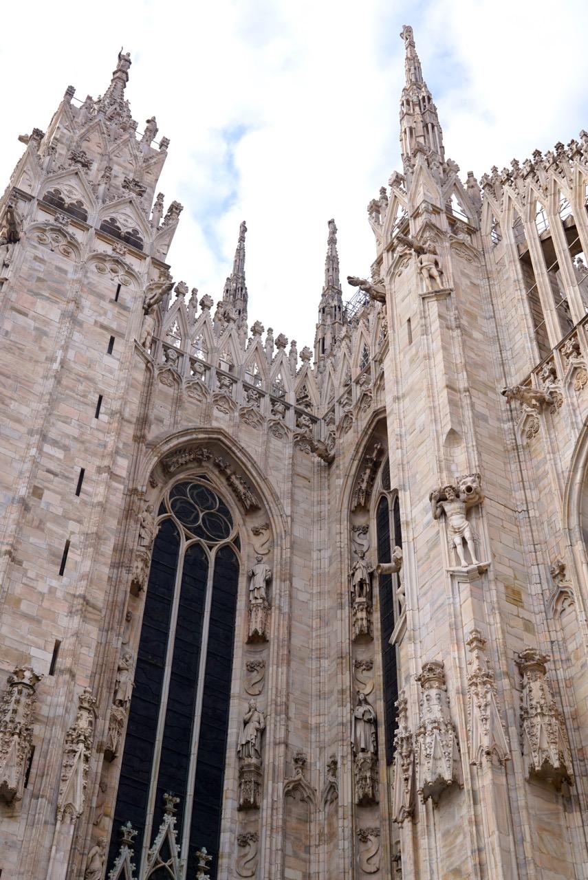 Continuamos a nossa cobertura da semana de moda de Milão