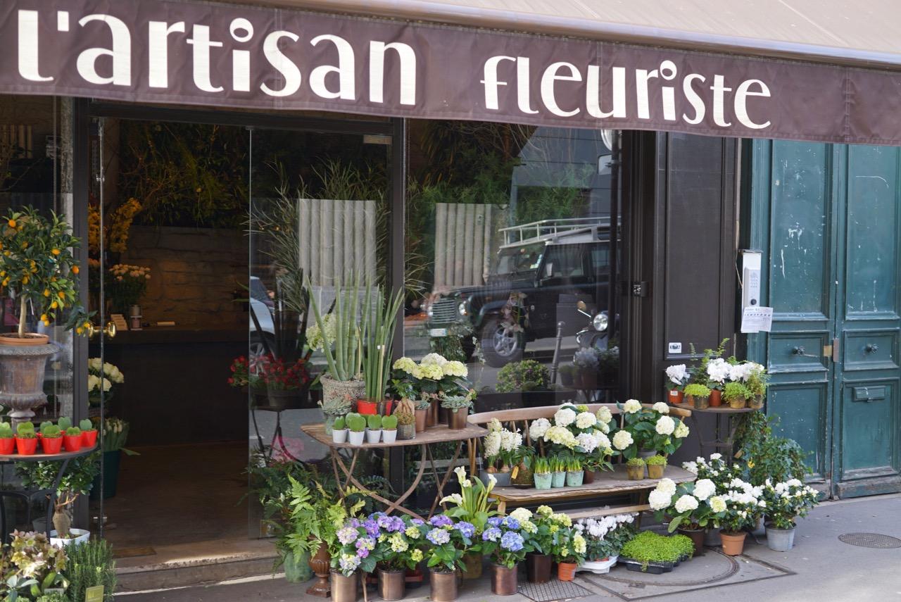 Artisan Fleuriste: 95 Rue Vieille du Temple