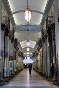 Piccadilly Arcade!