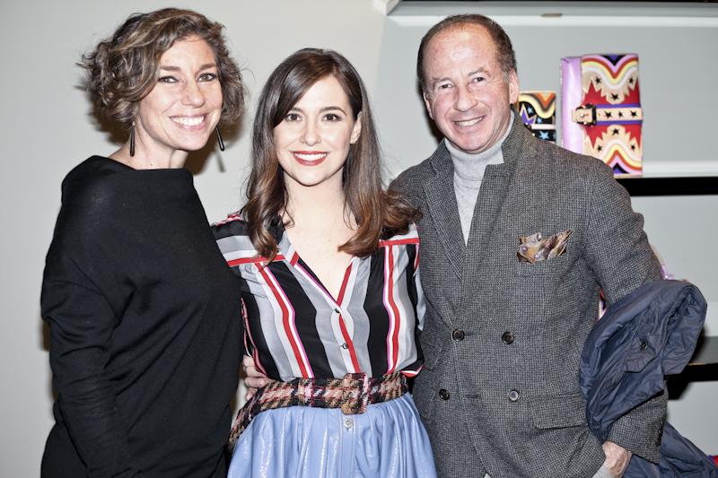 Na última semana de moda de Milão com Paula Cademartori