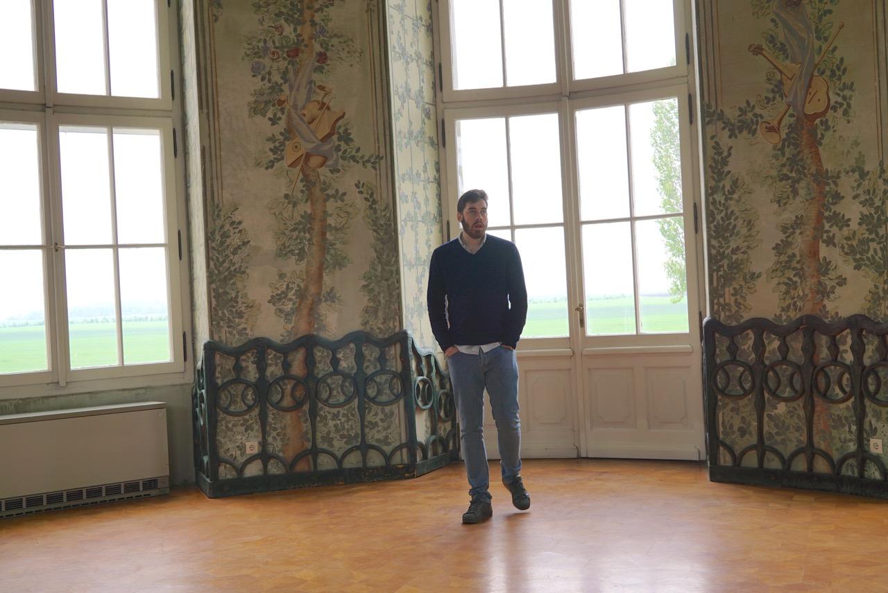 Viena: Schloss Niederweiden