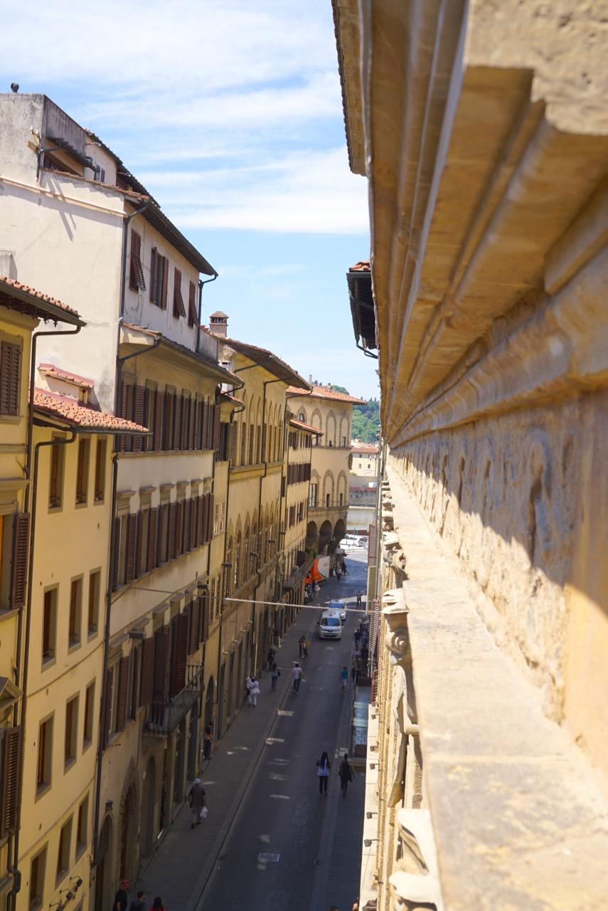 A vista ao Arno