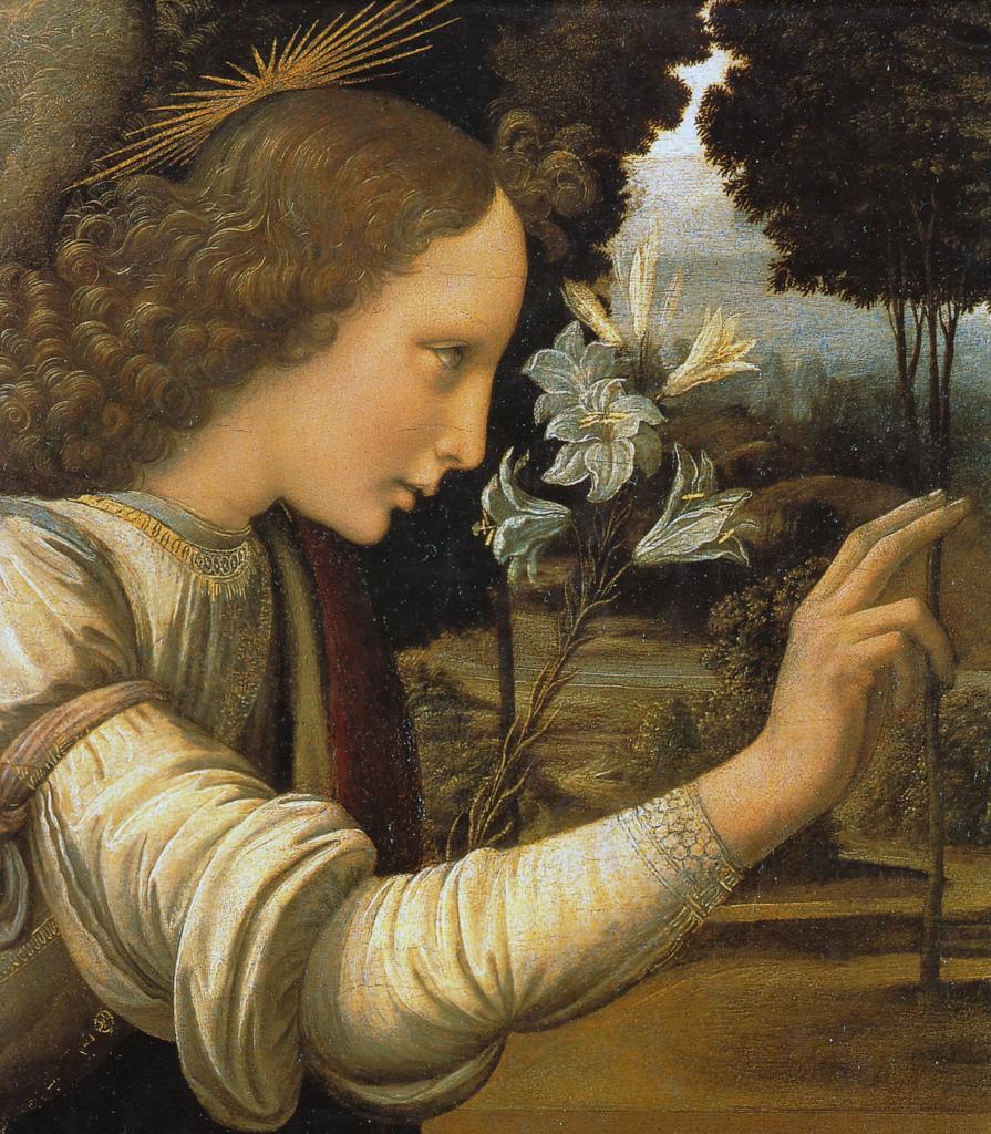 Da Vinci Anjo Gabriel