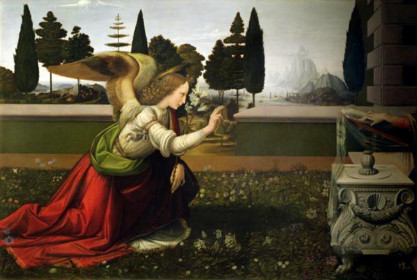 Da Vinci - Anjo Gabriel