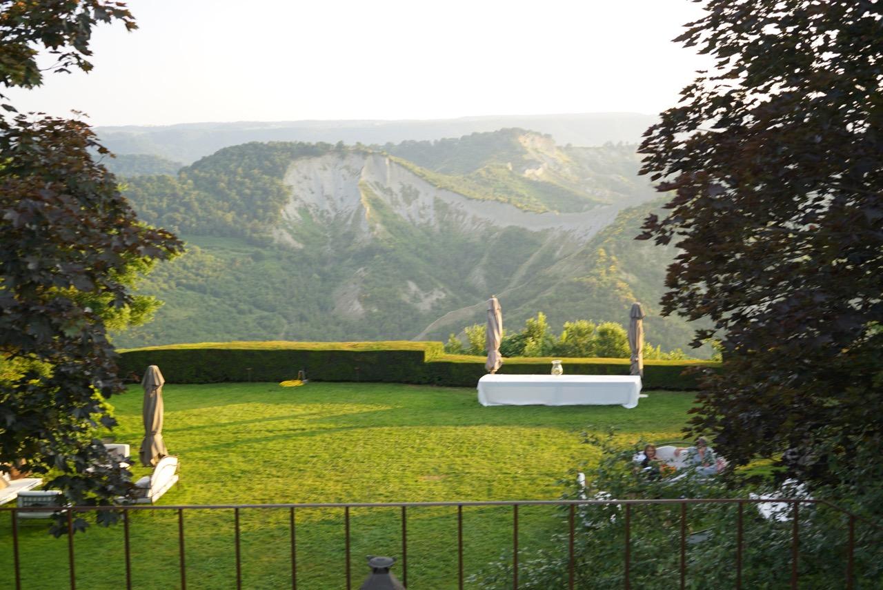 Villa Tirrena, vinho, SPA e hedonismo perto de Orvieto…