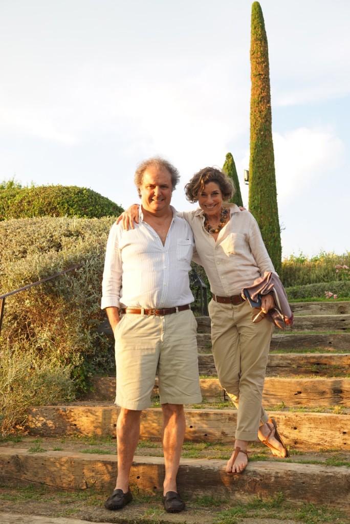 Nosso tour guide for o próprio Paolo