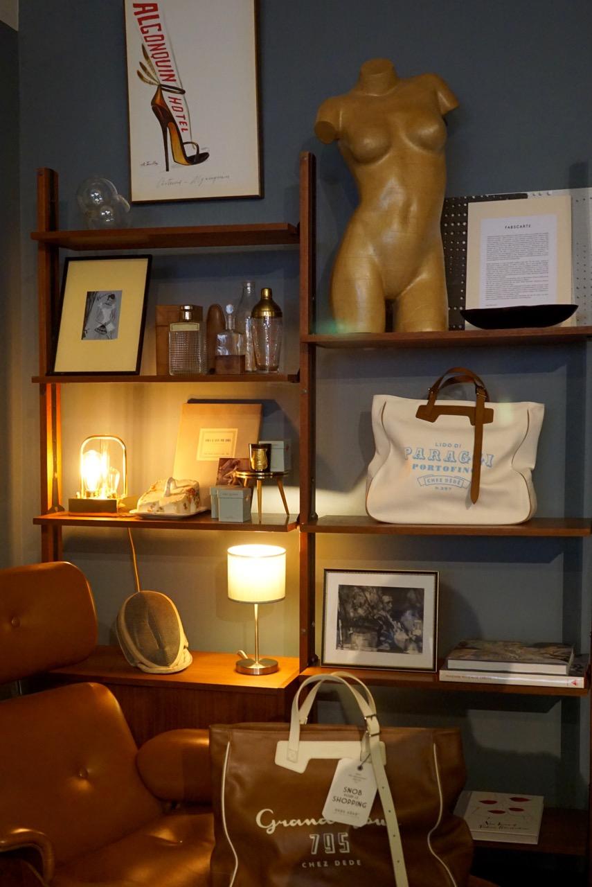 Chez Dédé abre a sua concept store Roma