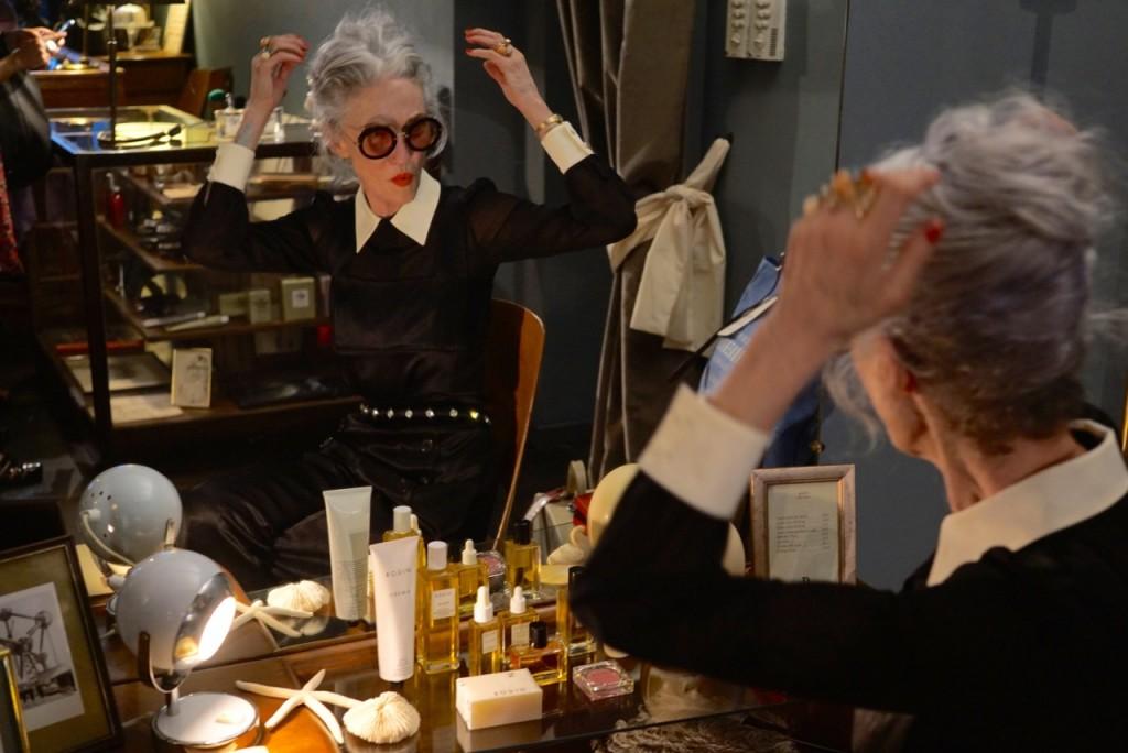 A americana Linda Rodin faz perfumes, cremes e sabonetes maravilhosos e vende exclusivamente aqui.