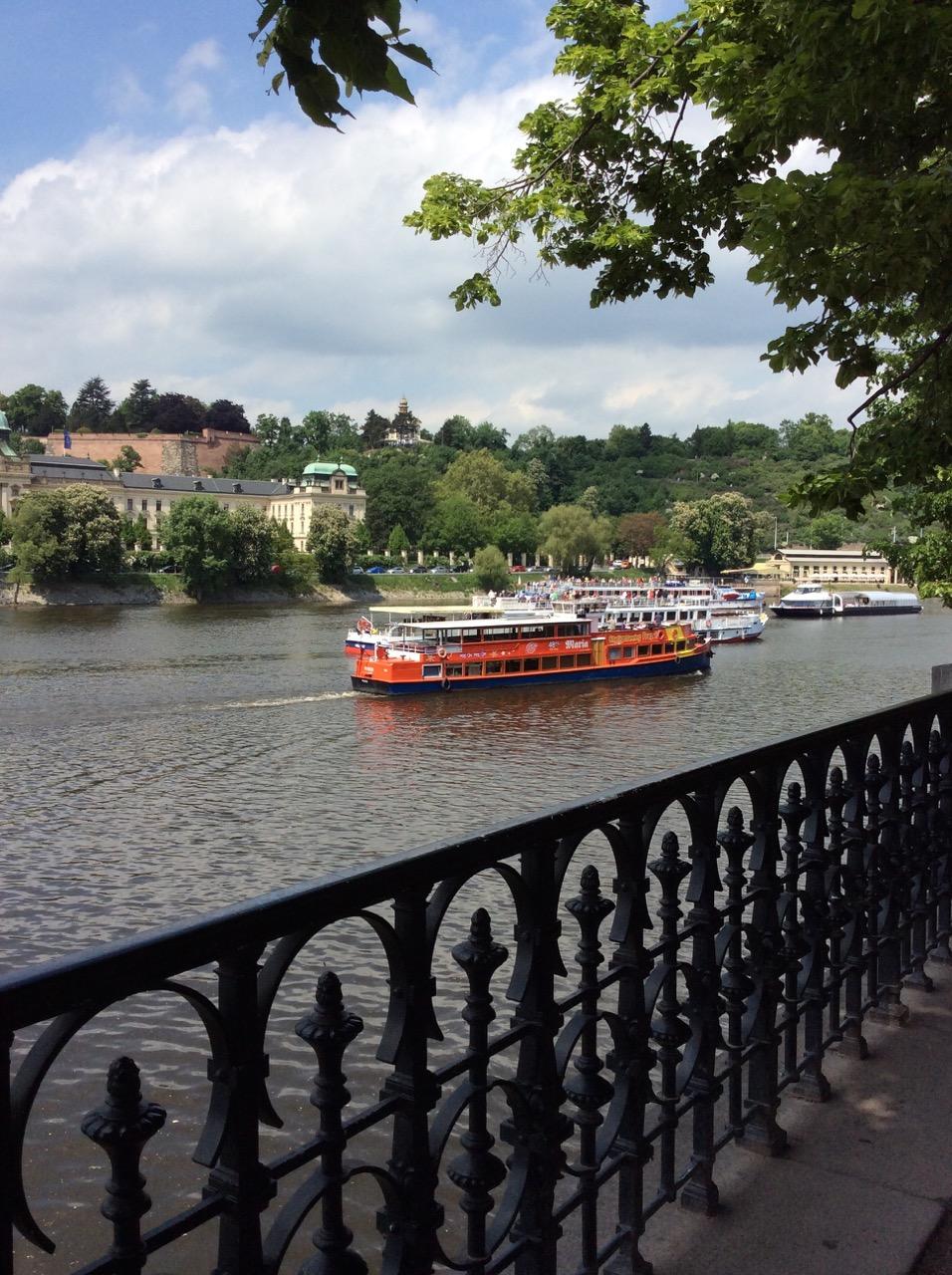 Visitando Praga e Viena