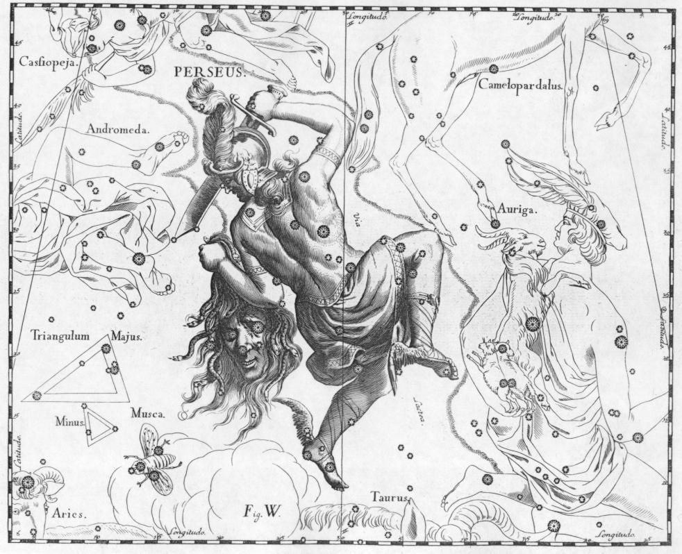 Perseu Constelação PB