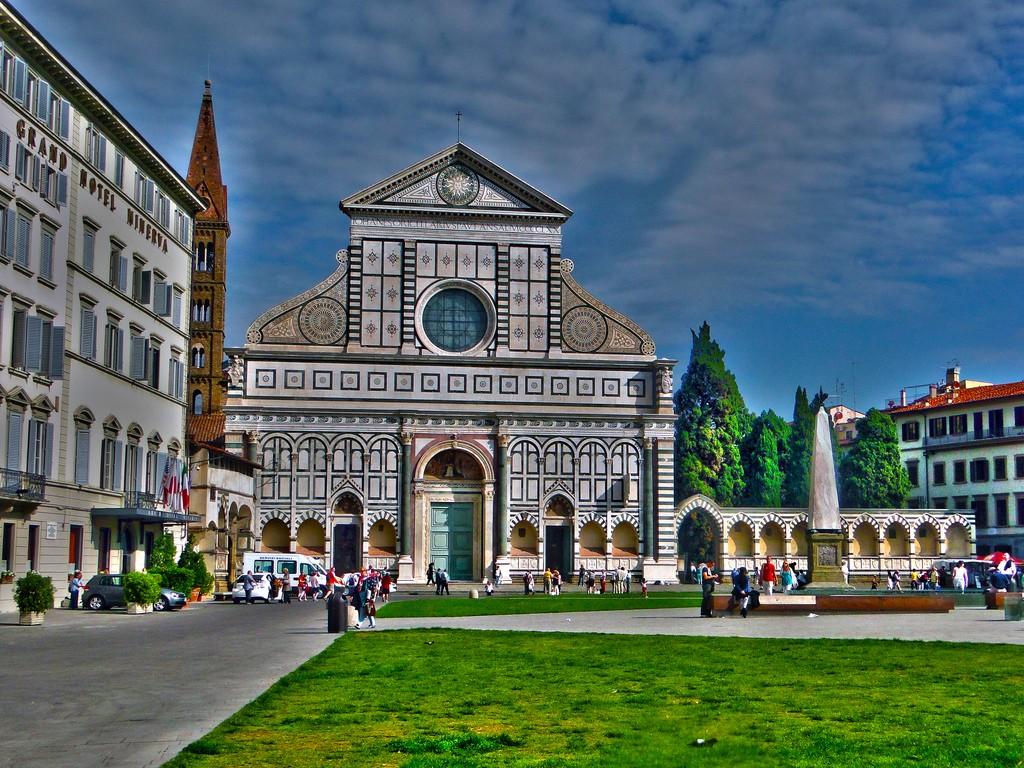 Igreja de Santa Maria Novella, Florença.