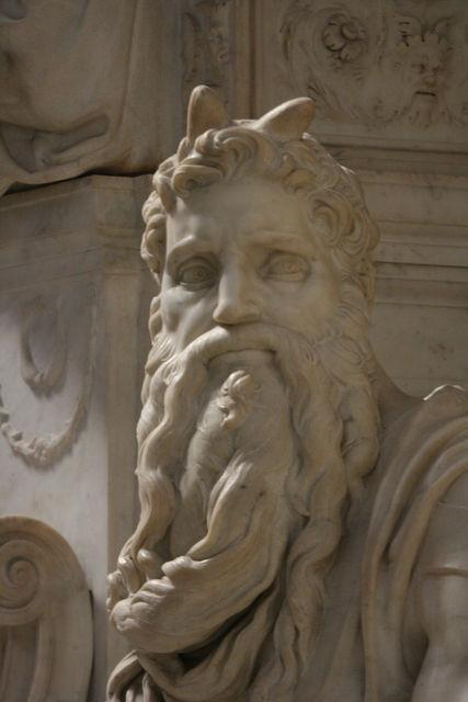 Moisés detalhe fronte.