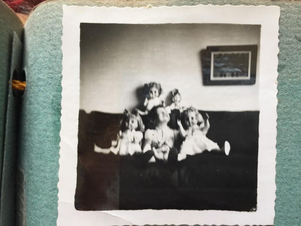 Em 1964 meu pai foi aos USA para fazer uma operação no pé. Minha mãe o acompanhou. Foram quase dois meses. A Blanche mandava estas fotos para matar a saudade da minha mãe!