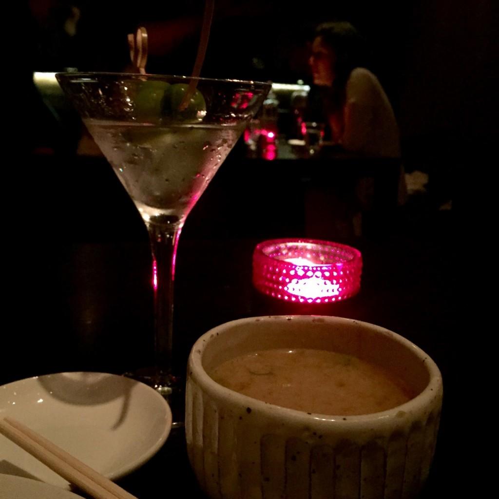 Martini dry e miso...