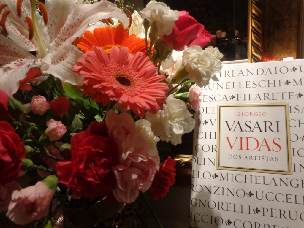 """Vidas dos Artistas"" (1550), do florentino Giorgio Vasari: porque o Salotto merece."