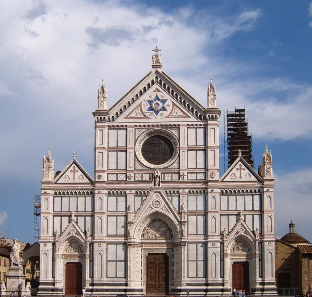 Igreja de Santa Croce, Florença.