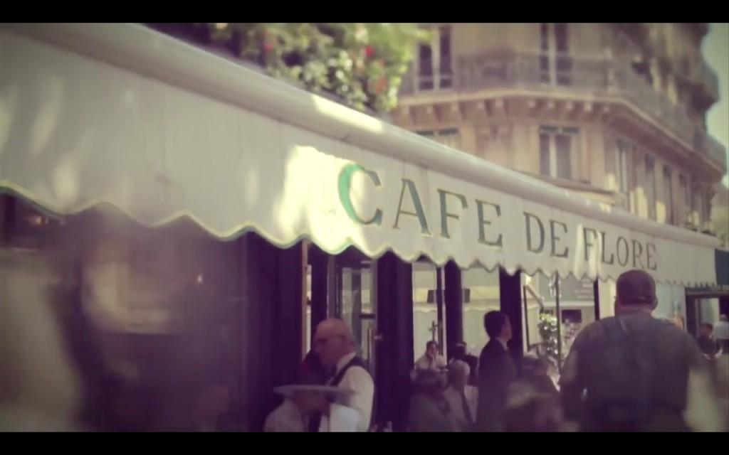 Como também o Café de Flore