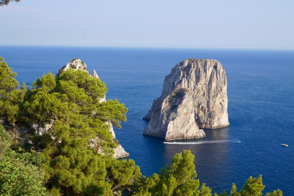 I Faraglioni, o símbolo de Capri!