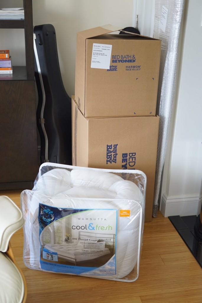 Ai quando o meu pai ver todas as caixas que vamos ter que levar!! Ainda bem que vem o Sr. Maurílio!!