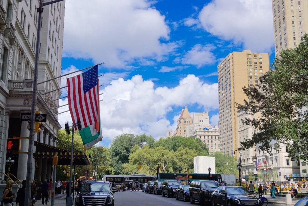 Passeando por Manhattan