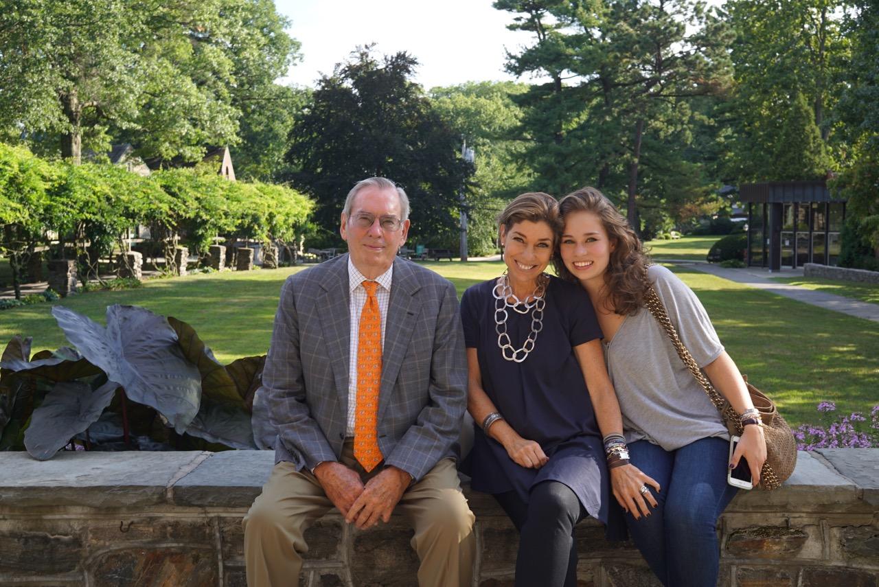 Carta para Allegra… Sarah Lawrence College