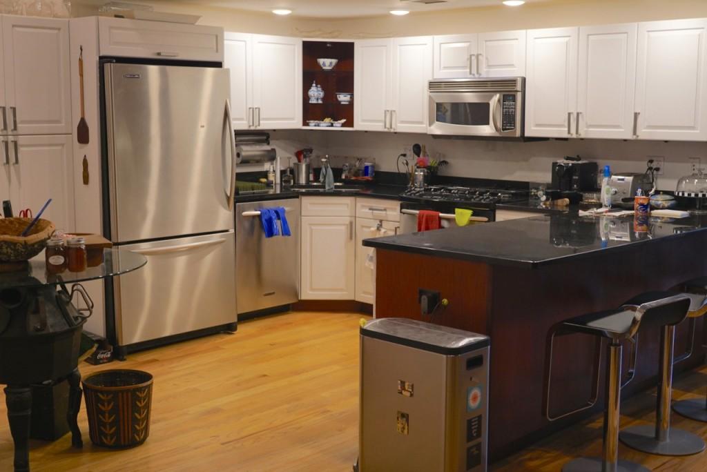 Até a cozinha é linda!!