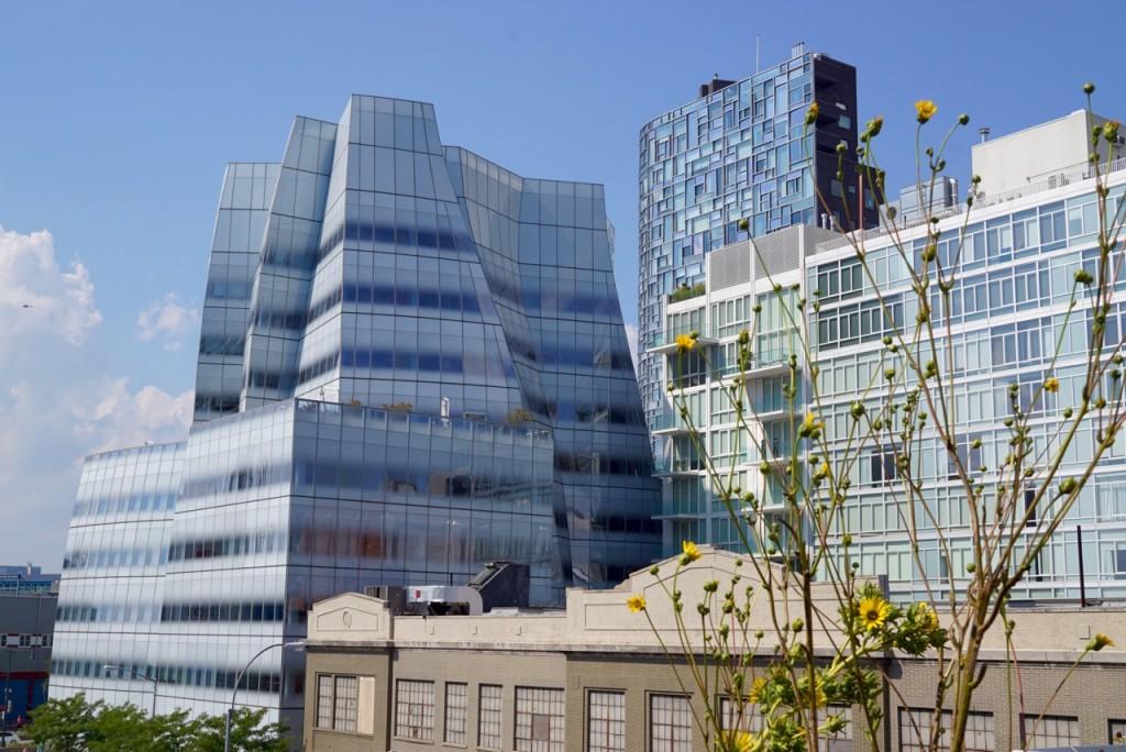 Prédio de Frank Gehry
