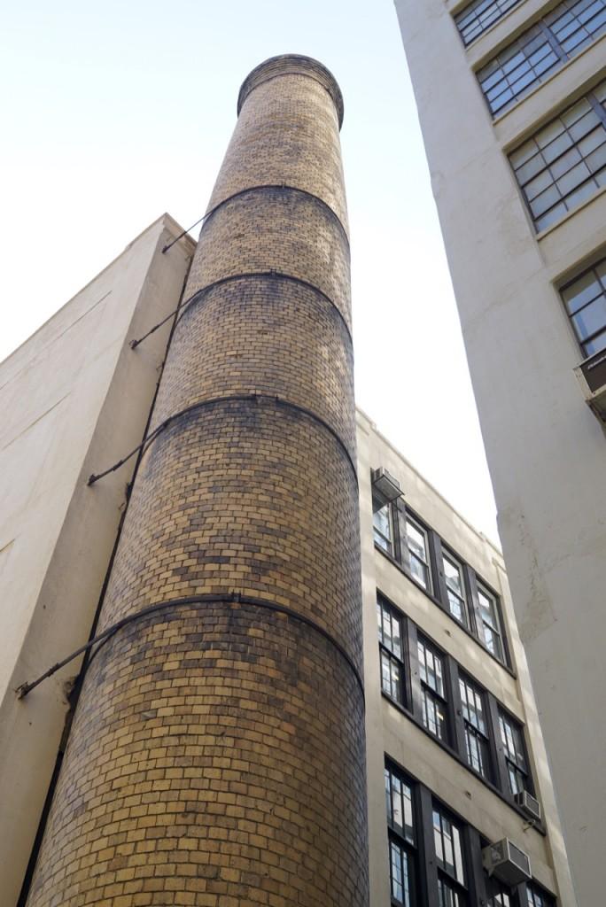 Partes industriais que permaneceram...
