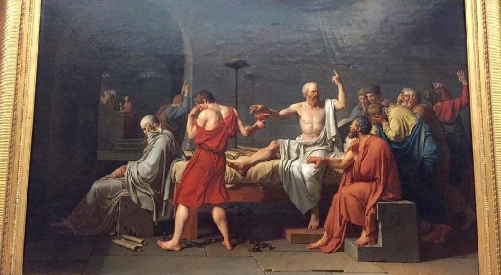 Sócrates (para a Luciene)