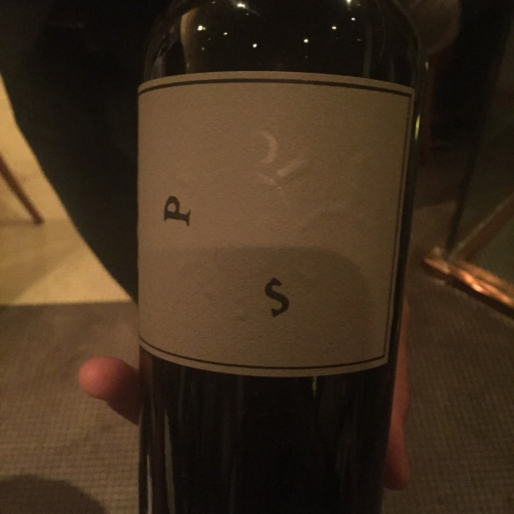 O nosso vinho