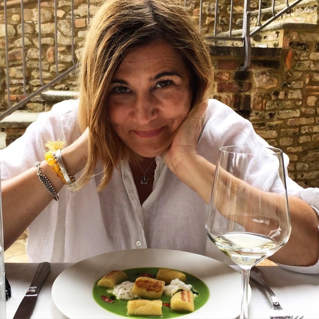 A querida Patricia Kozmann faz roteiros fantásticos pela Itália!!