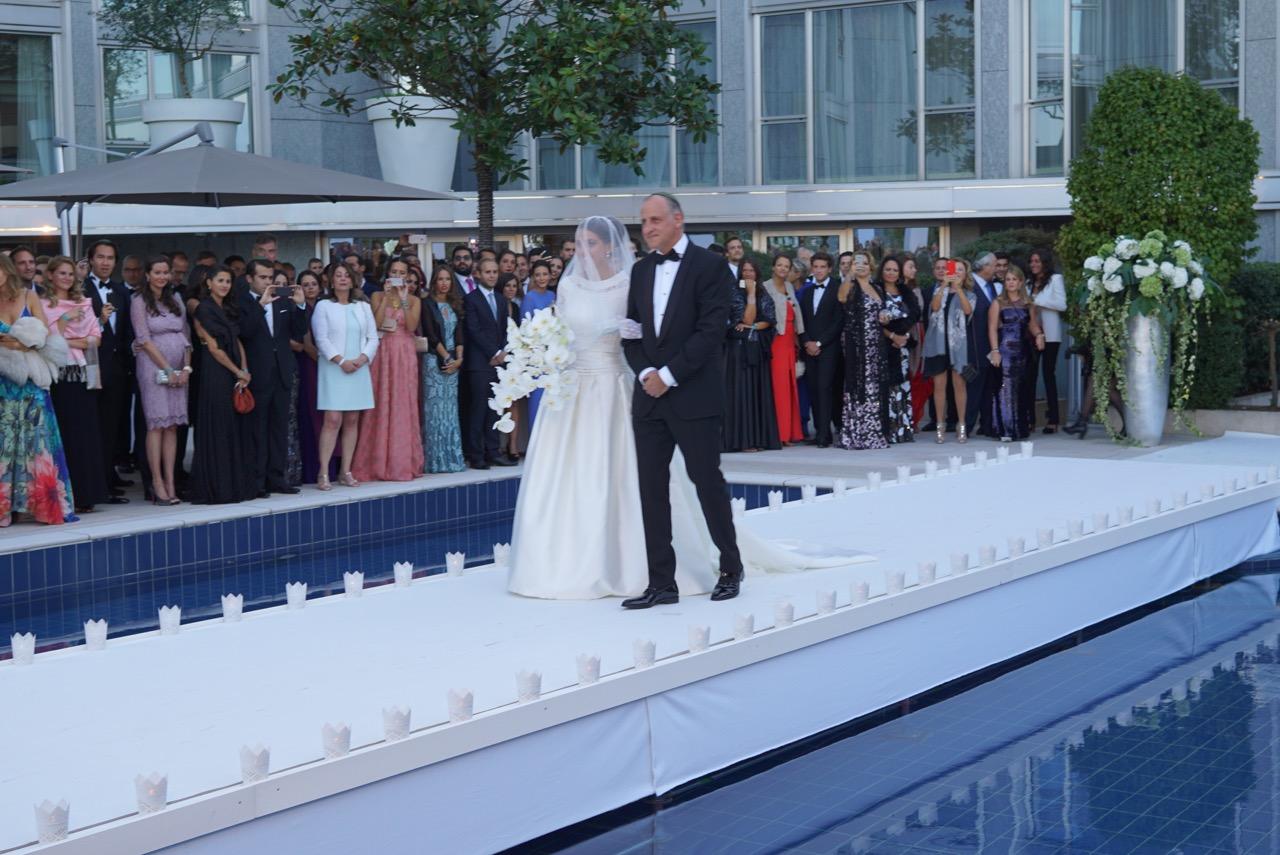 Casamento judaico da filha de uma amiga em Genebra – 1ª parte