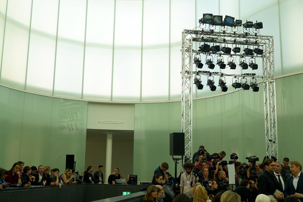 Primeiro dia da Milão Fashion Week! MFW