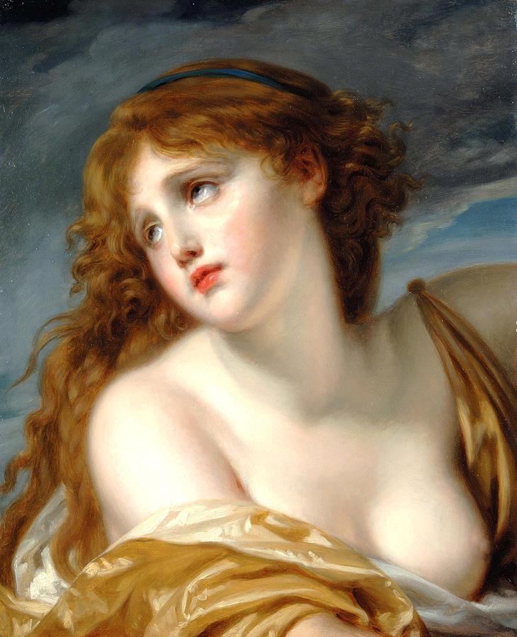 Eros Jean-Baptiste Greuze