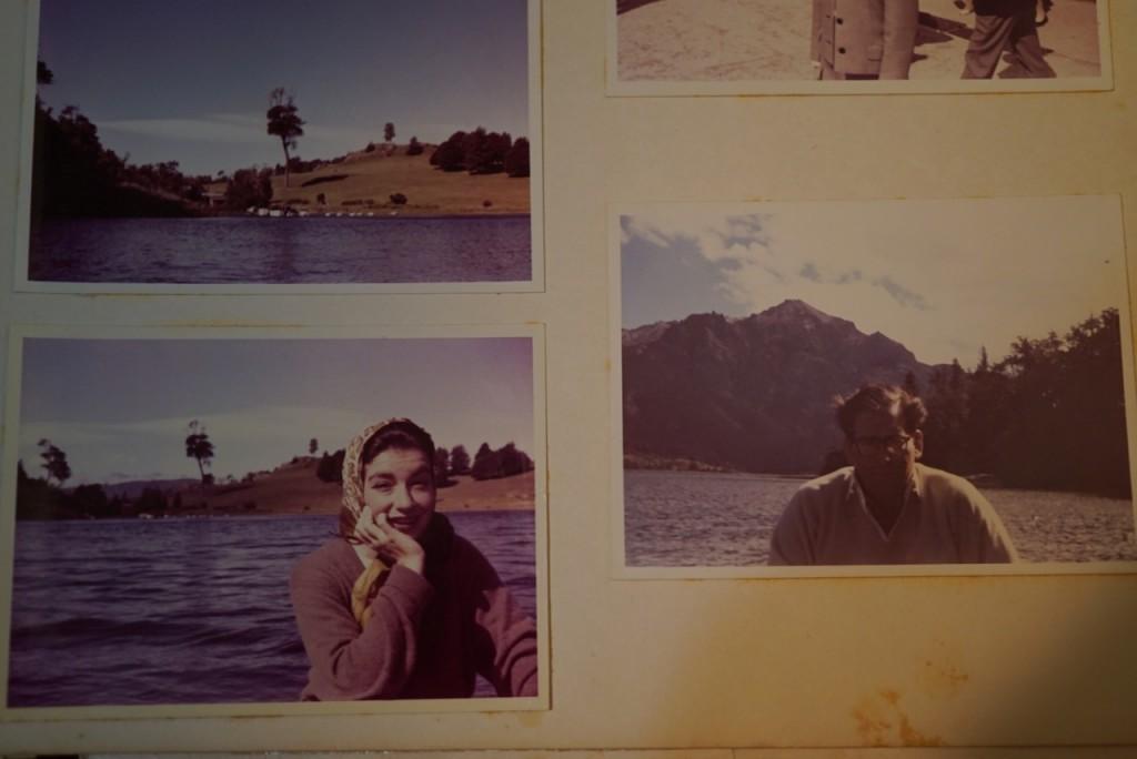 Meus pais em Bariloche