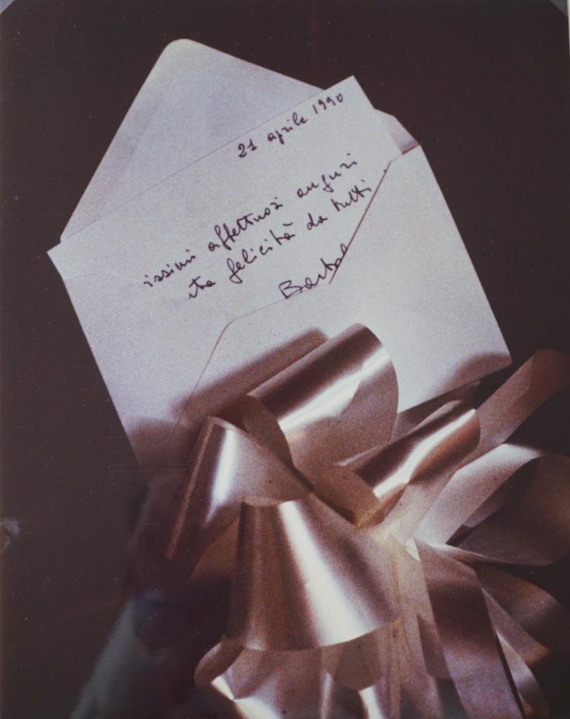 A data do casamento foi 21 de Abril de 1990