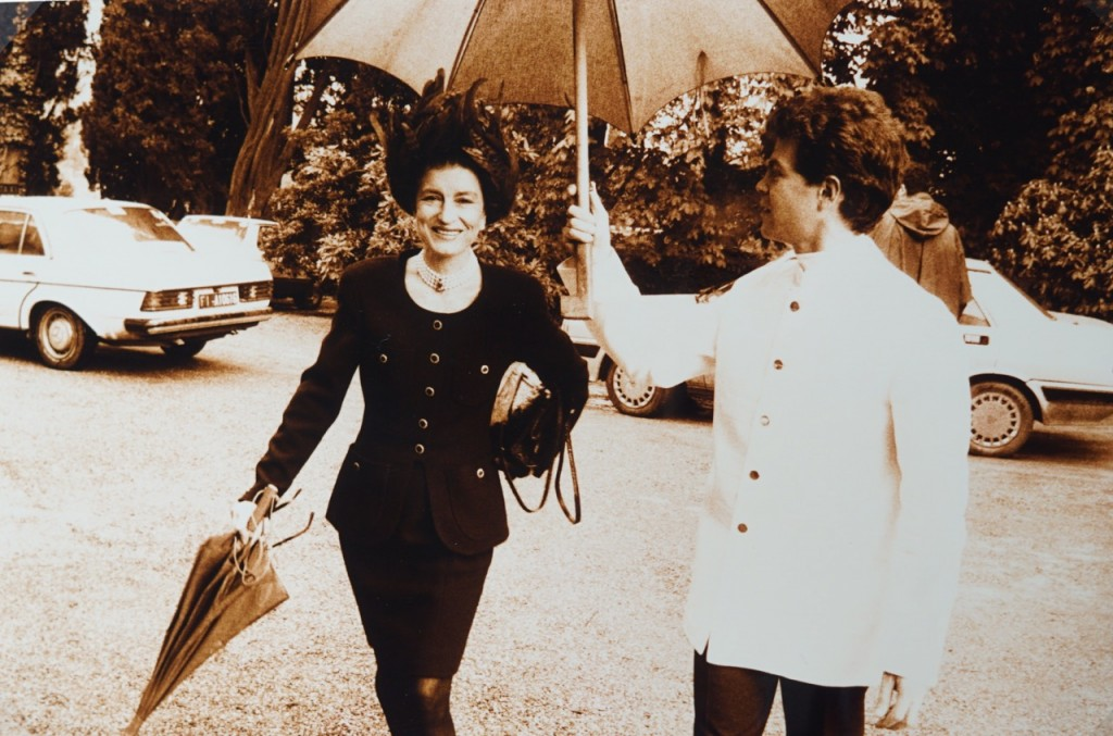 Minha mãe de Chanel!