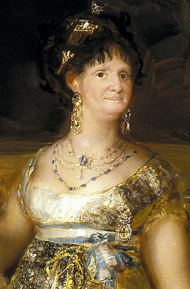 Goya rainha