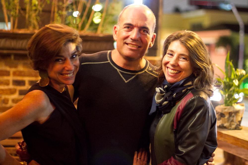 No Sala Especial com meu cunhadão Carlos e minha irmã Alessandra!
