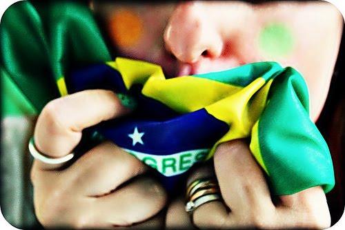 O que ADORO no Brasil!!