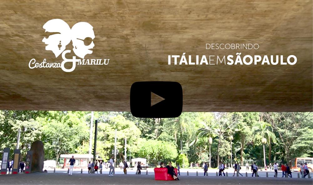 Costanza e Marilú : Descobrindo Itália em São Paulo Episódio 1 e 2