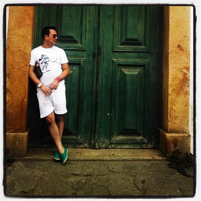 Ser gay, ser homem, ser eu por Cassiano Soares Lopes