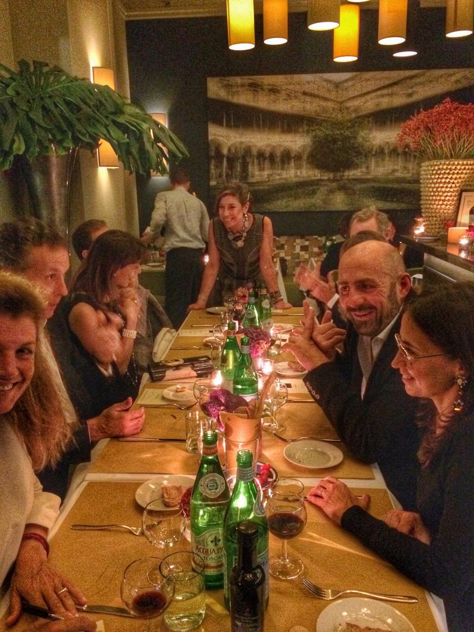 Irene Meets!!  Um espaço novo em Florença