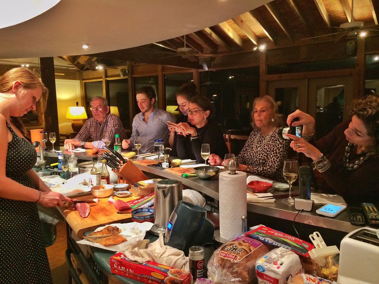Visitando meu pai no Texas… Thanksgiving e comilanças!!