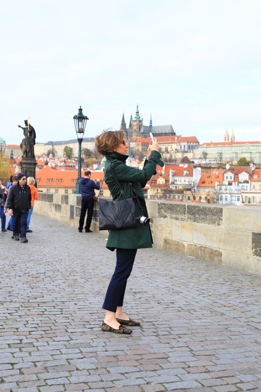 Praga: bairro judaico
