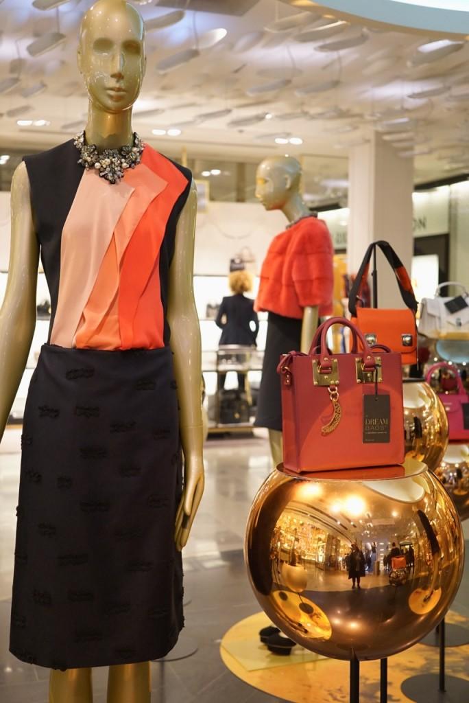 As bolsa exclusivas da Galeries Lafayette
