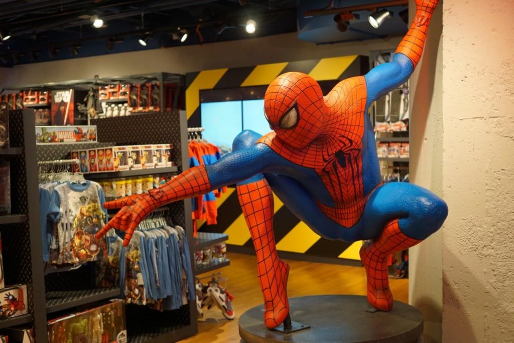 A loja da Disney!