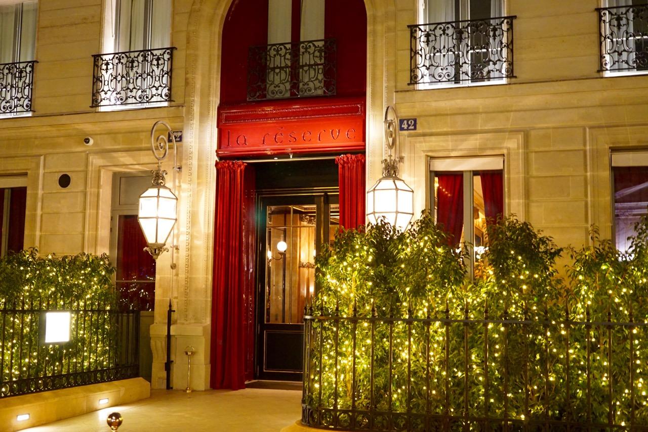 Dica de Paris: Hotel La Réserve e restaurante Le Gabriel