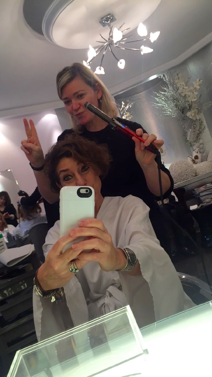 Snaps da Semana: cabelo e apartamento de Paris