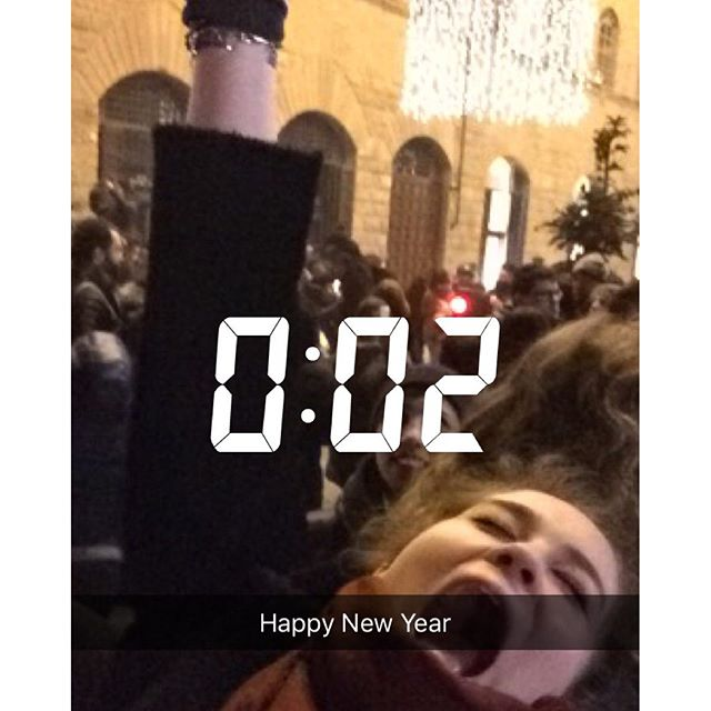 Nosso ano novo!